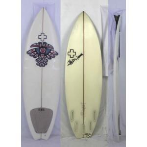 【中古】DOC Surf Prescriptions サーフボード [CLEAR] 5'7
