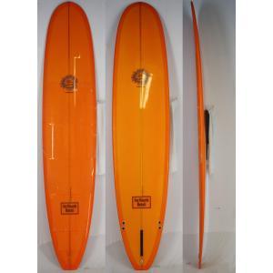 【中古】 DICK BREWER SURFBOARD (ディックブルーワーサーフボード) Shape by ディック・ブルーワー サーフボード [Orange] 9'4