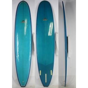 【中古】Anderson Surfboards (アンダーソン・サーフボード) サーフボード [Blue] 9'6