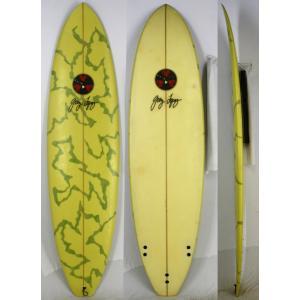 【中古】GERRY LOPES SURFBOARD(ジェリーロペスサーフボード) サーフボード[brush] 7'0