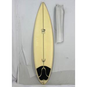 【中古】Fletcher Chouinard Designs(フレッチャー・シュイナード・デザインズ) Patagonia KMRPモデル サーフボード [clear] 5'11