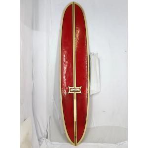 【中古】】Dewey Weber(デューイ・ウェーバー)サーフボード [Red] 9'4