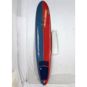 【中古】】Katana Surfboards (カタナ) サーフボード [Blu/Red] 9'1