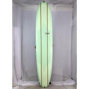 【中古】YU SURF CLASSIC(YUサーフクラシック) サーフボード [GRN] 9'6