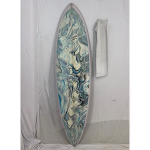 【中古】DEADKOOKS SURFBOARDS(デッドクークス サーフボード) Eden Saul サーフボード [brush] 6'6