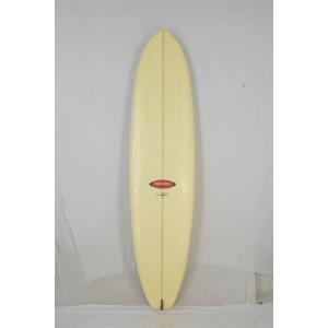【中古】MALIBU SURFBOARD? (マリブサーフボード) ファンボード  [CLEAR]7...