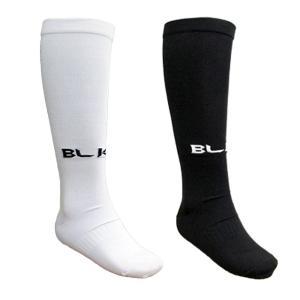 BLK マッチディ ソックス(カラー: ホワイト)  ラグビー