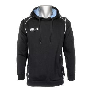 BLK プルオーバーフーディ    AR008-061 ラグビー ブラック