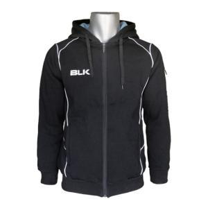 BLK フルジップフーディ T2 *11月上旬 再入荷予定 AR008-062 ラグビー ブラック