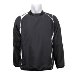 BLK トレーニングブレーカー  ラグビー ブラック  AR008-063
