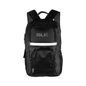 BLK スフィア バックパック ブラック AR008-076 ラグビー ブラック リュックサック