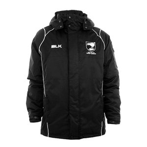 BLK ニュージーランド代表 キーウィズ コーチーズジャケット 2014/15 リバイバルプロダクト ラグビー ブラック AR008-256