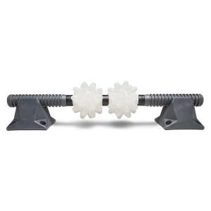 ランブルローラー Rumble Roller ビースティ・バー ソフトフォームクリアホワイト※ベース付 SBCJ0139 マッサージ&ストレッチ