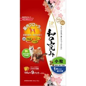 日清ペットフード 新JPスタイルドライ 成犬用 900g  ペット用品|araya