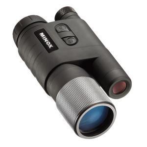 暗視スコープ/ナイトビジョン 〔単眼鏡型〕 40mmレンズ ミノックス 〔日本正規品〕 NV351|araya
