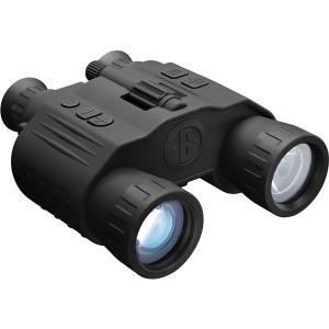 デジタルナイトビジョン(暗視スコープ) 双眼 ブッシュネル 〔日本正規品〕 エクイノクスビノキュラーZ240R 〔暗視装置/光学機器〕|araya