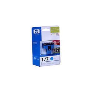 (業務用3セット)〔純正品〕 HP インクカートリッジ/トナーカートリッジ 〔C8771HJ HP177 C シアン〕 ×3セット araya