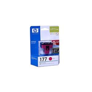 (業務用3セット)〔純正品〕 HP インクカートリッジ/トナーカートリッジ 〔C8772HJ HP177 M マゼンタ〕 ×3セット araya