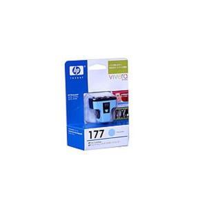 (業務用3セット)〔純正品〕 HP インクカートリッジ/トナーカートリッジ 〔C8774HJ HP177 LC ライトシアン〕 ×3セット araya