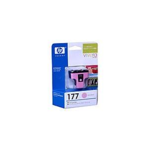 (業務用3セット)〔純正品〕 HP インクカートリッジ/トナーカートリッジ 〔C8775HJ HP177 LM ライトマゼンタ〕 ×3セット araya