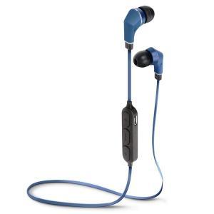 PGA Bluetooth 4.1搭載 ワイヤレス ステレオ イヤホン ブルー PG-BTE1S04|araya
