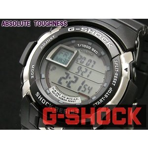 カシオ CASIO Gショック G-SHOCK Gスパイク 腕時計 G7700-1 ブラック|araya