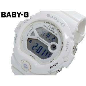 カシオ CASIO ベビーG デジタル レディース 腕時計 BG-6903-7B ホワイト|araya
