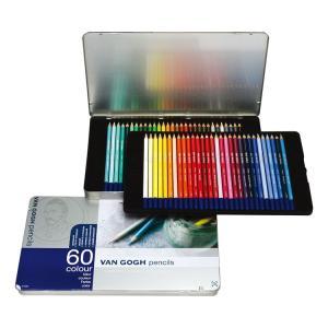 ヴァンゴッホ色鉛筆60色セット|arbic