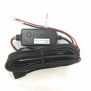 [オプション]ドライブマン用2芯車載電源ケーブル ヒューズ不要|arc-harley
