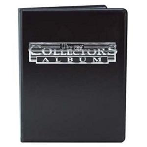 【新品】TC UltraPRO コレクターズ 4ポケットポートフォリオ(ブラック)<ウルトラプロ> arc-online-mini