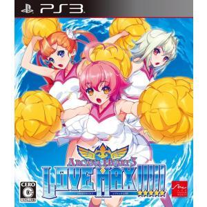 【新品】PS3 アルカナハート3 LOVE MAX!!!!! 愛情特盛り!!!!!|arc-online-mini