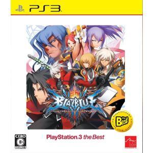 【新品】PS3 (Best)BLAZBLUE CHRONOPHANTASMA|arc-online-mini