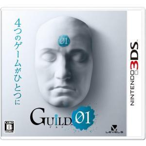 【新品】3DS GUILD01(ギルドゼロワン)