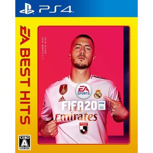 【新品】20/6/25発売(前日出荷) PS4 (EA BEST HITS)FIFA 20
