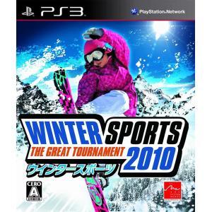 PS3 Winter Sports 2010 TheGreat Tournament arc-online