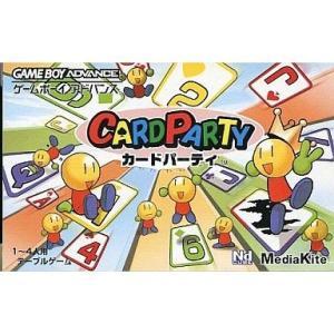 GBA カードパーティ|arc-online