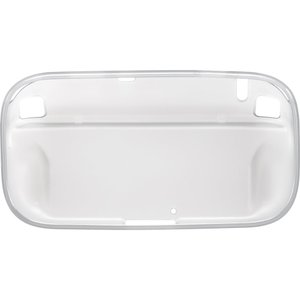 WiiU TPUジャケット クリア(サイバーガジェット)|arc-online