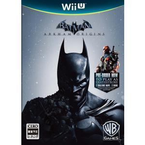 WiiU バットマン:アーカム・ビギンズ|arc-online