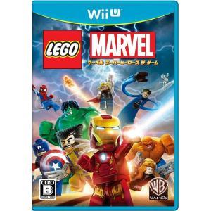 WiiU LEGO マーベル スーパー・ヒーローズザ・ゲーム|arc-online