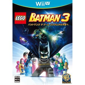 WiiU LEGO バットマン3 ザ・ゲームゴッサムから宇宙へ|arc-online