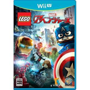 WiiU LEGOマーベル アベンジャーズ|arc-online