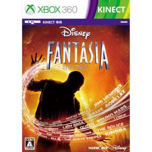 【封入特典つき】X360 ディズニー ファンタジア:音楽の魔法(Kinect専用)|arc-online