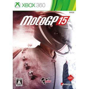 【封入特典つき】X360 MotoGP 15|arc-online