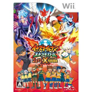Wii イナズマイレブン ストライカーズ2012エクストリーム|arc-online