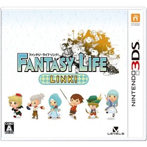 3DS ファンタジーライフ LINK!