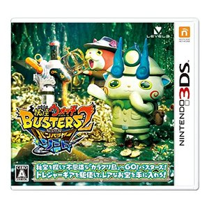 ○機種:ニンテンドー3DS ○品名:3DS 妖怪ウォッチバスターズ2 秘宝伝説バンバラヤー ソード ...