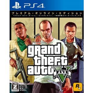 6/14発売(発売前日出荷)PS4 グランド・セフト・オート...