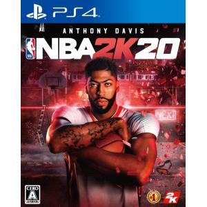 【特典付き】PS4 NBA 2K20