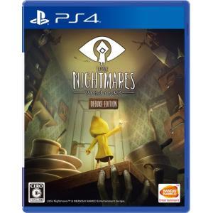 【新品】PS4 LITTLE NIGHTMARES-リトルナイトメア- Deluxe Edition|arc-online