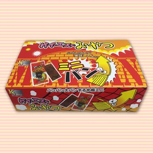 お菓子 バンバン大バンするめ板ミニ BOX(50個入り)|arc-online